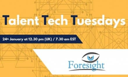 Talent Tech Tuesdays – January 24th – Foresight