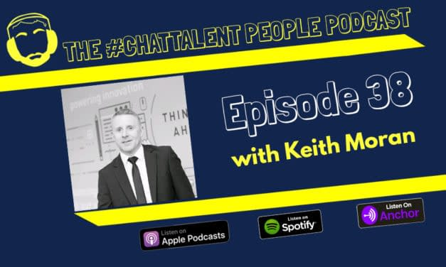 Episode 38 with Keith Moran about Performance Management
