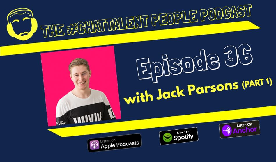 Episode 36: Jack Parsons about the importance of youth (PART 1)