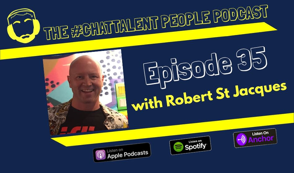 Episode 35: Robert St Jacques on evidence HR