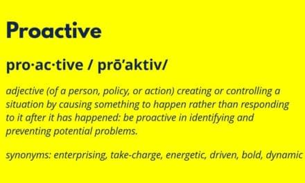 Proactive recruitment – what does it really mean?
