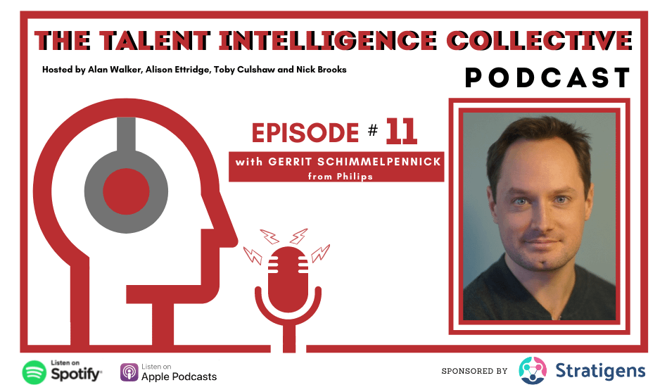 Episode 11 talent intelligence collective podcast