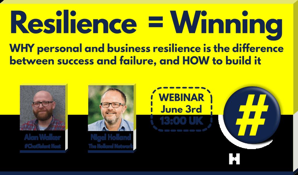 Resilience = Winning