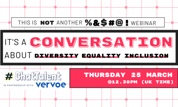 A Conversation about Diversity, Equality and Inclusion