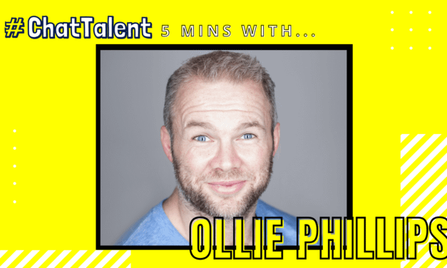 5 minutes with… Ollie Phillips on the topic of high-performance