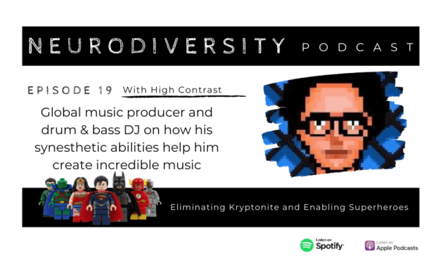 High Contrast – Leading Global Drum & Bass Producer and Remixer (Ep.19)
