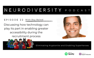 Roy Baladi – Smart Recruiters on accessible recruitment technology (Ep.22)
