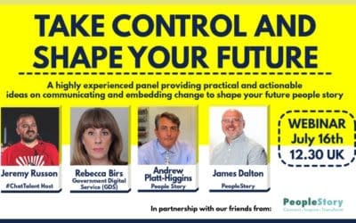 WEBINAR: Take control and shape your future
