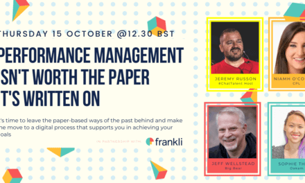 Performance Management Isn't Worth The Paper It's Written On