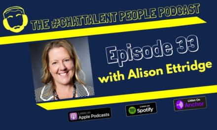 Episode 33: Alison Ettridge on how data and insights are core to any HR team
