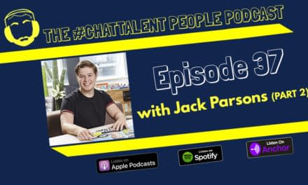 Episode 37: Jack Parsons on the importance of mentors (PART 2)