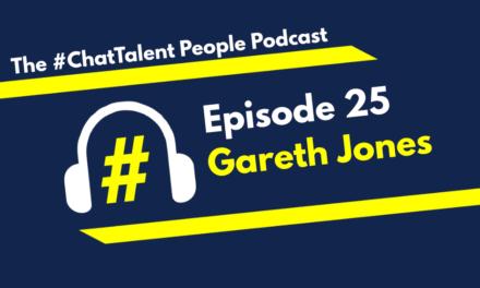 "EPISODE 25: Gareth Jones on HR Tech, ""The New Normal""…and other leadership b****cks"