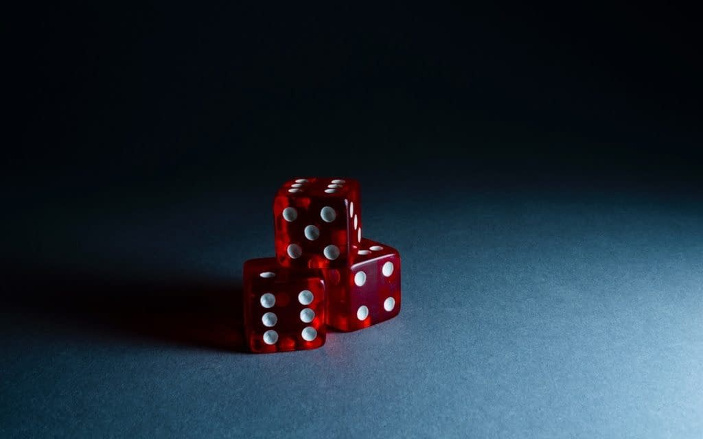 Do you just roll the dice?
