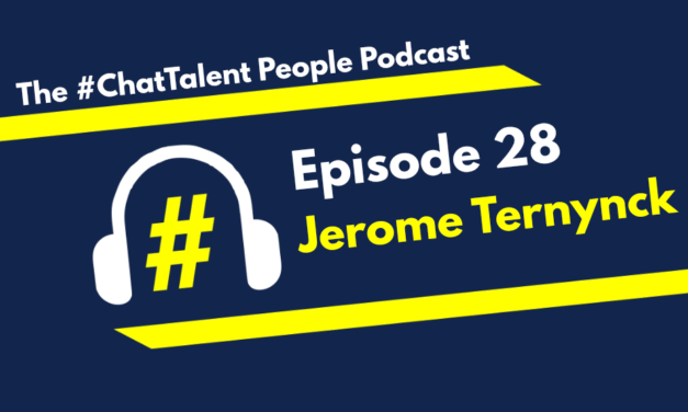 EPISODE 28: Jerome Ternynck [SmartRecruiters] on Hiring Success during a crisis (and invading Belgium)