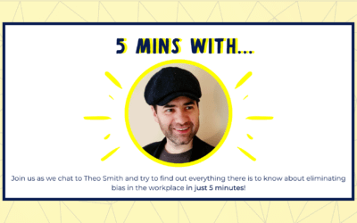 5 minutes with… Theo Smith about Neurodiversity & Inclusion