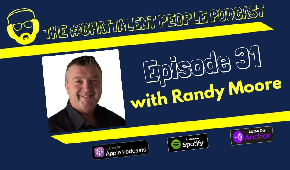 Episode 31: Randy Moore on Chatbots with Personality and Virtual Jobs