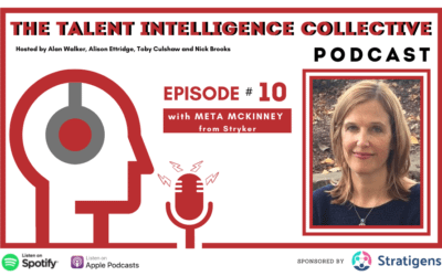 Episode 10 with Meta Mckinney from Stryker