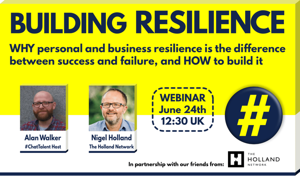 How to build resilience and why it's important