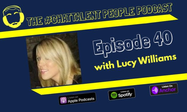 Episode 40 with Lucy Williams about portfolio careers and soft skills