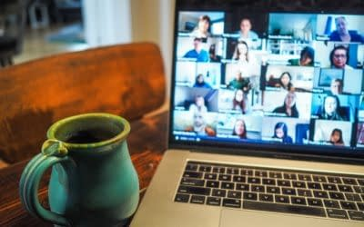 How to engage your team with just a webcam and screen