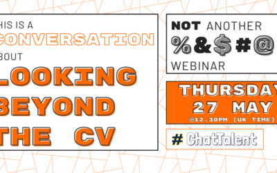 A Conversation about a Looking Beyond the CV