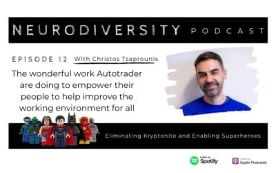 Christos Tsaprounis – Enabling Superheroes at Autotrader (Ep.12)