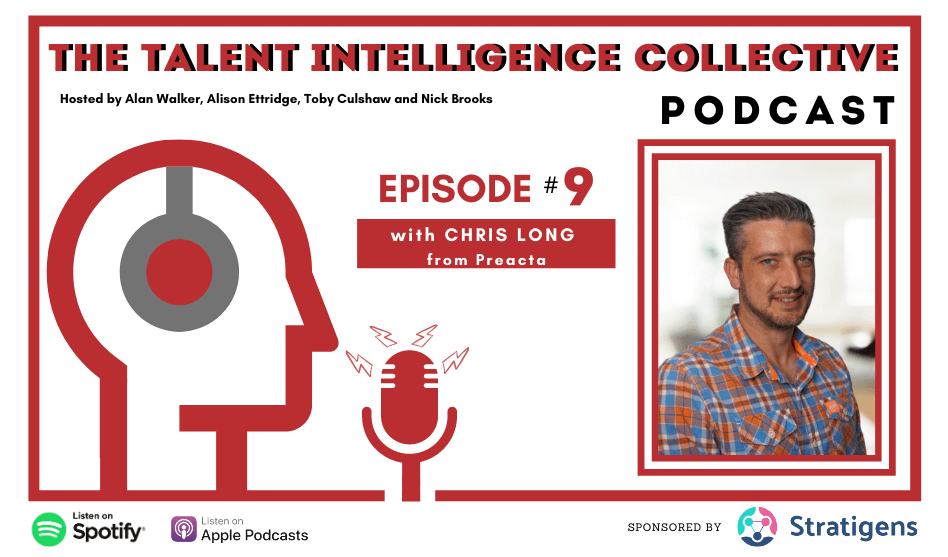 Episode 9 talent intelligence collective podcast