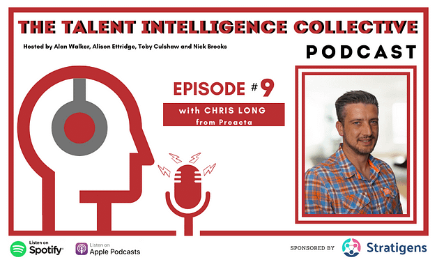 Episode 9 with Chris Long from Preacta