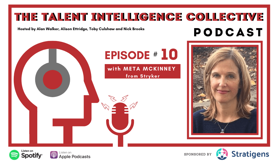 Episode 10 talent intelligence collective podcast