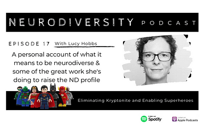 Lucy Hobbs – Superhero & Founder of the Future is ND (Ep.17)