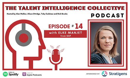 Episode 14 with Elke Manjet from SAP