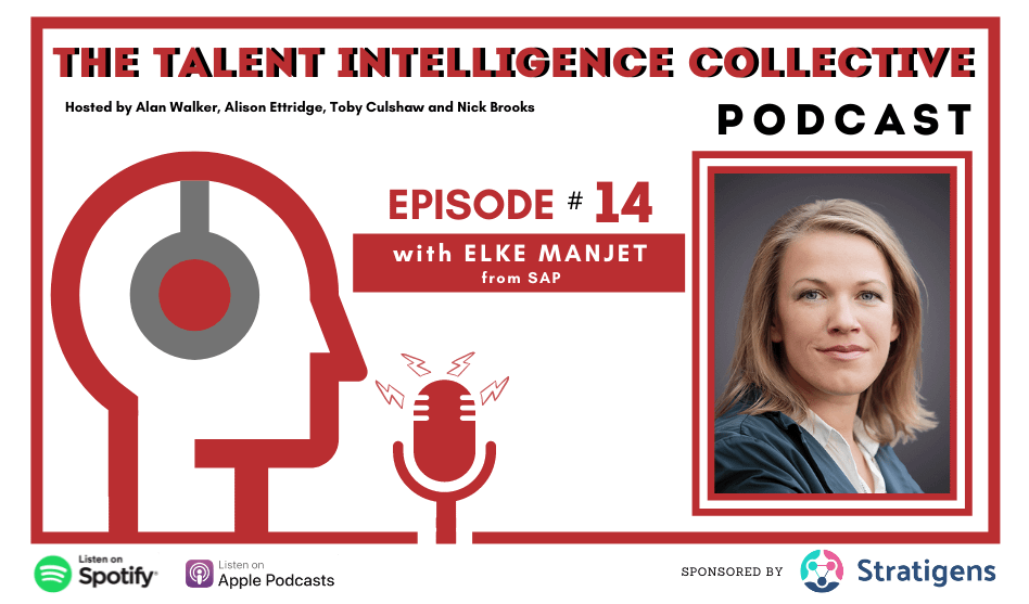 Episode 14 talent intelligence collective podcast