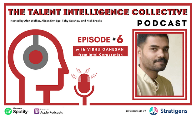 Episode 6 with Vibhu Ganesan from Intel