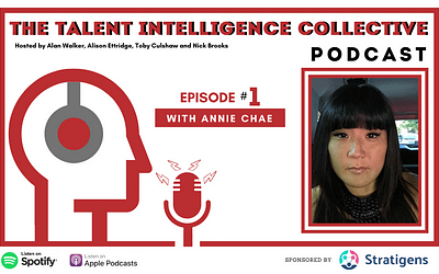 Episode 1 with Annie Chae from Amazon