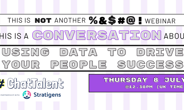 A Conversation about Using Data to Drive People Success