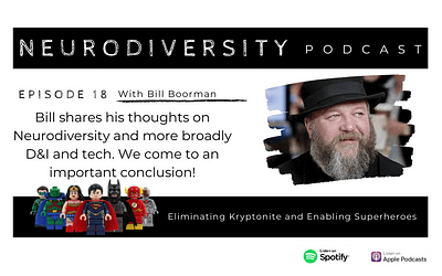Bill Boorman – The Master of Ceremonies and hero of Superhero's (Ep.18)