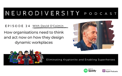 David O'Coimin – Dynamic workplaces of the future (Ep. 24)