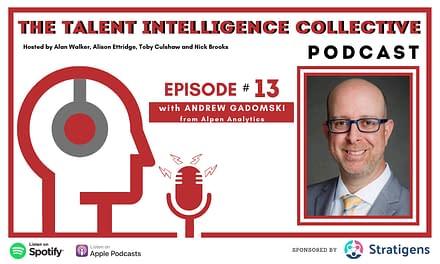 Episode 13 with Andrew Gadomski from Aspen Analytics
