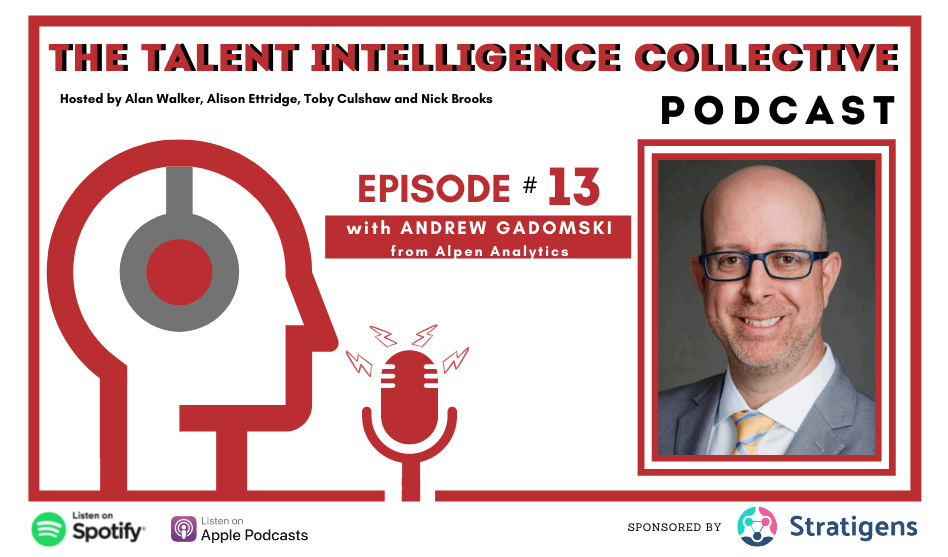 Episode 13 talent intelligence collective podcast
