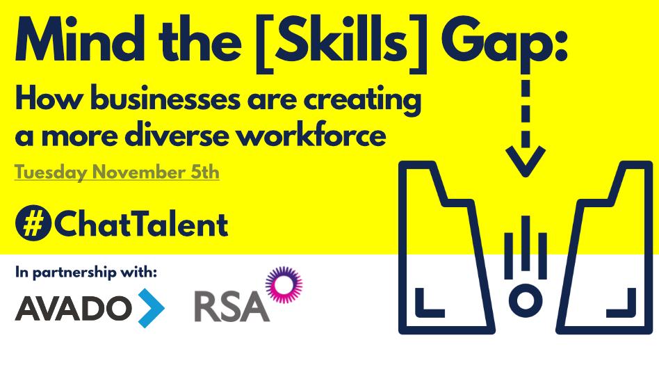 WEBINAR: Mind the [Skills] Gap